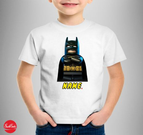 Batman Movie Kids T-shirt